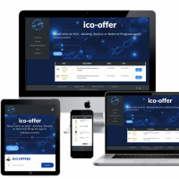 ICO-Offers : Airdrop, Bounty or Referral Program