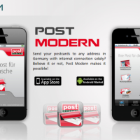 Post Modern Application