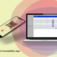 Product traceability App