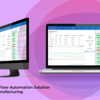 Shop Floor Automation Solution for Manufacturing