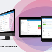 Field Sales Automation Solution for Manufacturing
