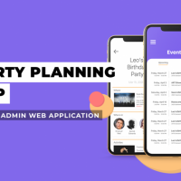 Party planning app