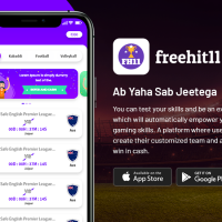 Freehit11 Fantasy Sports App
