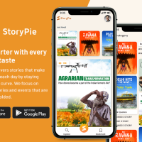 Story pie