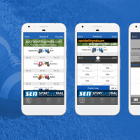 First Match Predictor mobile application