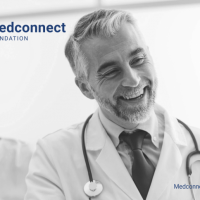 Graphic design for Medconnect Foundation