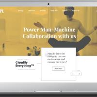 Website Development for Hexaware Technologies
