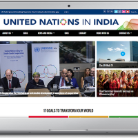 Website Development for UN in India
