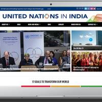 Website Development for UN in India