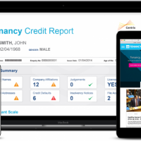 Web App: Tenancy Application System