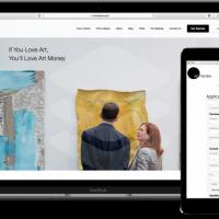 Web App: Online Loan Application System : Startup