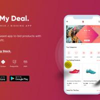 Auction based E-commerce Mobile Application