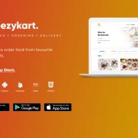 Platform for Food, Grocery Online Ordering & Management