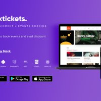 Ticket Booking & Discount Coupons