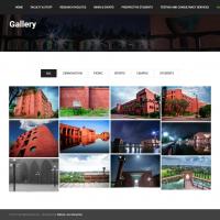 Civil and Environmental Engineering Department (IUT) Website