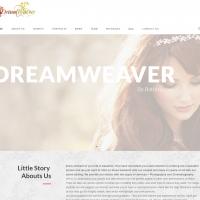 Dream Weaver Website