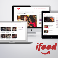 iFood, a Blog for the Biggest Food Delivery in Brazil
