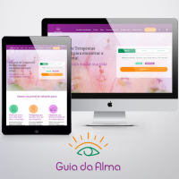 Guia da Alma, an Holistic Therapists Portal