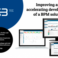 Improving and accelerating development of a BPM solution