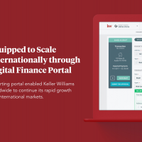 Digital Finance Portal for Keller Williams