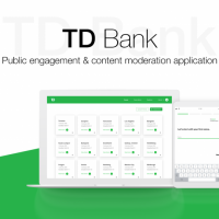 TD Bank   Mobile & Web Application
