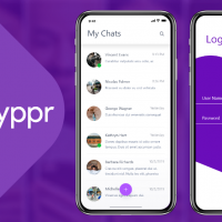 Blyppr | Mobile Application