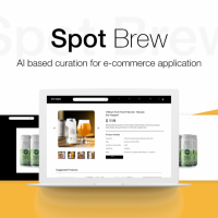Spot Brew | eCommerce - Web Application