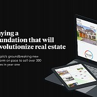 Custom web application lets users buy a home without leaving the house
