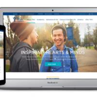 Website Development for Trinity Western University