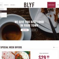 BLYF Ecommerce Application