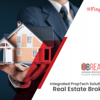 Integrated Proptech Solution for Real Estate Brokers