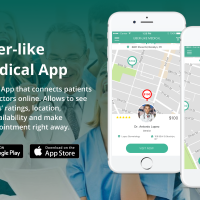On Demand Mobile App for HealthCare industry