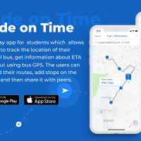 Ride on Time mobile App