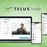 Telus Health - Mobile & Web App development