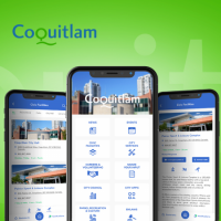 Citizen Engagement Mobile App for the City of Coquitlam