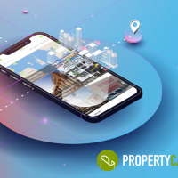 Property Capsule - Customised Map Solution for Commercial Properties