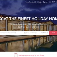 India's No.1 villa booking portal