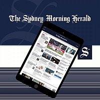 The Sydney Morning Herald (Web Design & SEO Optimization)