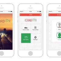Flexi Carpool – Online Carpooling Application