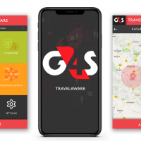 G4S – Human Tracking App