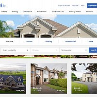 Real Estate Property Agency in Ireland - Web Application Development
