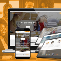 Website and App Development for a CoWorking