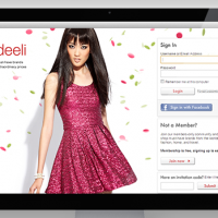 E-commerce daily deals platform