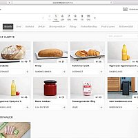 Brødboksen - An Ecommerce store of baked products