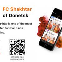 FC Shakhtar: Mobile app for the football club