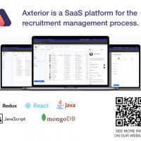 Axterior: Recruitment SaaS Platform