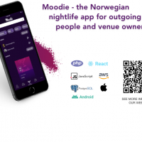 Moodie: Social nightlife application