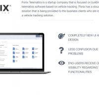 Fonix: Telematics software