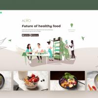 Alvo — Website & Branding