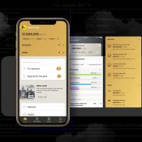 Premium Bank — Mobile App